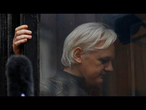 Assange must eventually leave London Embassy - Ecuador president