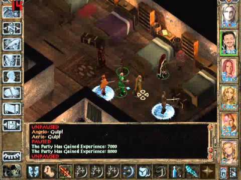 Let's Play Baldur's Gate 2 Part 253: Edwin's Little Monkeys |