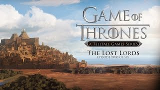 Game of Thrones - Full Episode 2: The Lost Lords Walkthrough HD [No Commentary]