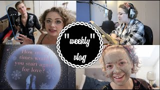 Fittings, Audiobooks and Speechless ♥ Weekly Vlog