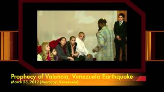Prophecy of Valencia, Venezuela EARTHQUAKE Shockingly Fulfilled