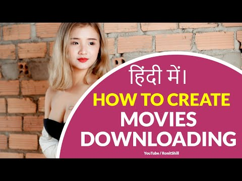 How To Create Movies Downloading Websites (Legally) | Wordpress Tutorials (Hindi)