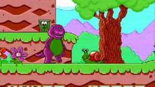a t4 tv game review barney s hide and seek part ii