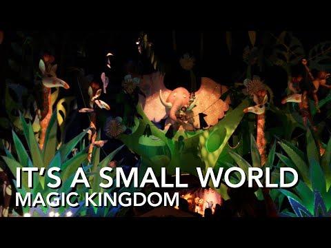 It's a Small World - Magic Kingdom - Full Ride [4K]