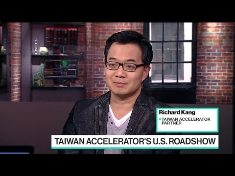 Taiwan Accelerator on Bloomberg Technology