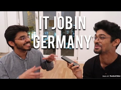 He Got IT Job In Berlin Without The German Language (PART 2)