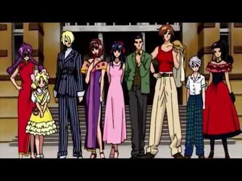 Sakura Wars All Series Openings: There Is Another Sky - (HD)