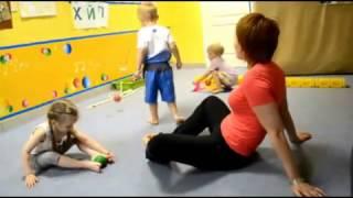 ЛФК для детей от 2 до 7.avi