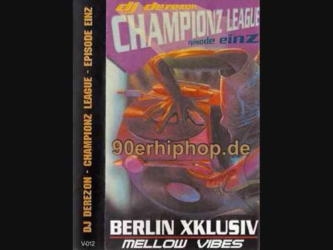 Kool Savas - Championz League Intro / DJ Derezon Tape  (1999)