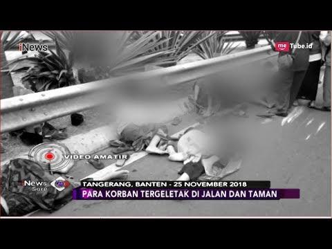 Begini Kronologi Kecelakaan Mobil Pick Up Pengangkut Santri di Tangerang - iNews Sore 29/11 Mp3