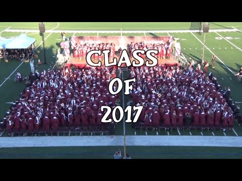 130th BHS Commencement Exercises