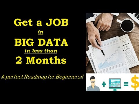 Get A Job In Big Data In Just 2 Months | For Beginners