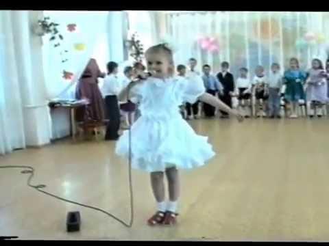 Песня: В Первый Класс исп.Ирина Михайлова 7 лет СПб