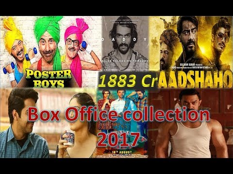 Box Office Collection Of Poster Boys, Baadshaho, Daddy, Shubh Mangal Saavdhan etc 2017