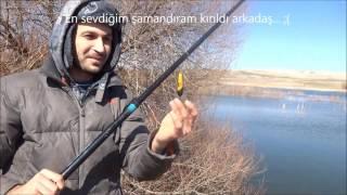 Cooking | Şamandırayla Turna Avı Float Fishing For Pike Ankara Turkey