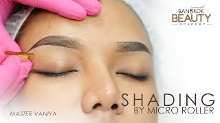 Shading  by Micro Roller - Master Vaniya