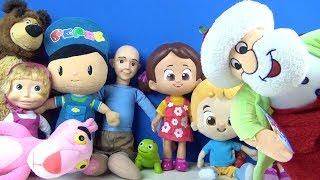 Nasreddin Hoca peluş oyuncak Pepee Niloya Keloğlan ile tanışıyor en komik 3 Nasrettin Hoca Fıkrası