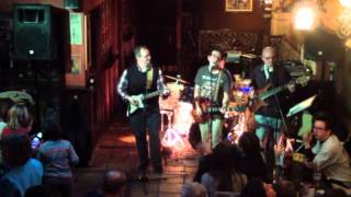 ECOS DE SOCIEDAD, Concierto en el Pub Irish Kells de Ontinyent 23 - 11 - 2013