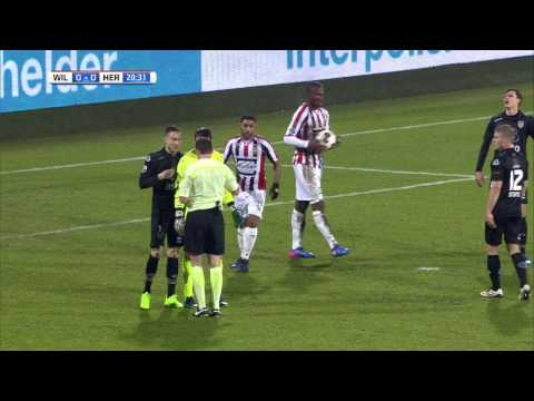 Willem II - Heracles Almelo 1-3 | 04-02-2017 | Samenvatting