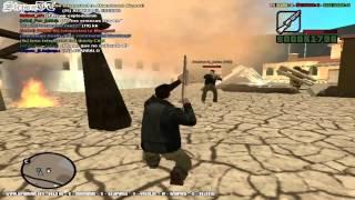 Играем В Grand Theft Auto: San Andreas: Multiplayer - Часть 2 - Путешествие В Liberty City(2 Видео По GTA: San Andreas: Multiplayer От Канала