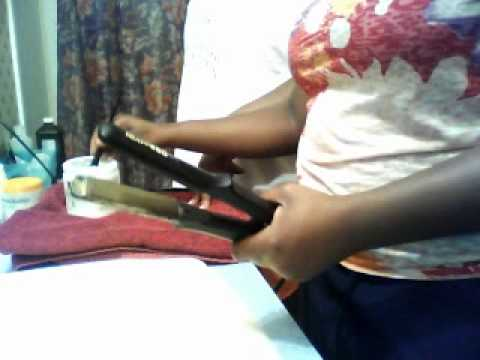 How To Clean a Dirty Flat Iron