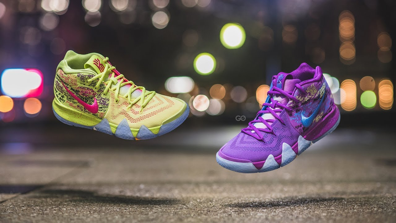 huge selection of a1cce e990d Nike Kyrie 4
