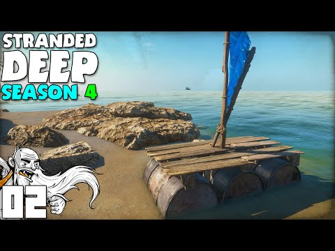 """CHEATY McCHEATERSON ISLAND!!!""  Stranded Deep S04 Part 2 - 1080p PC Gameplay"