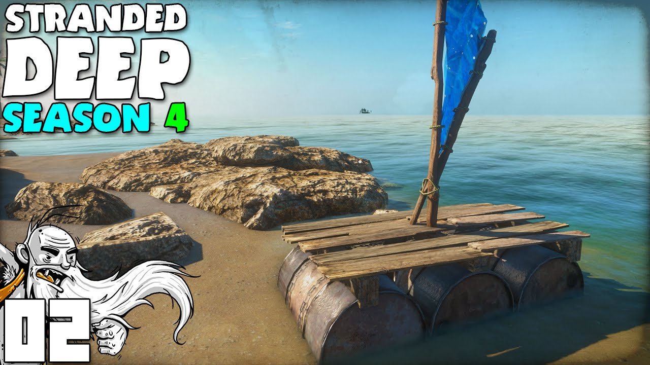 stranded deep pc