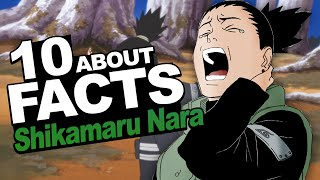 Baixar - 10 Facts About Shikamaru Nara You Should Know W Shinobeentrill Naruto Shippuden Grátis