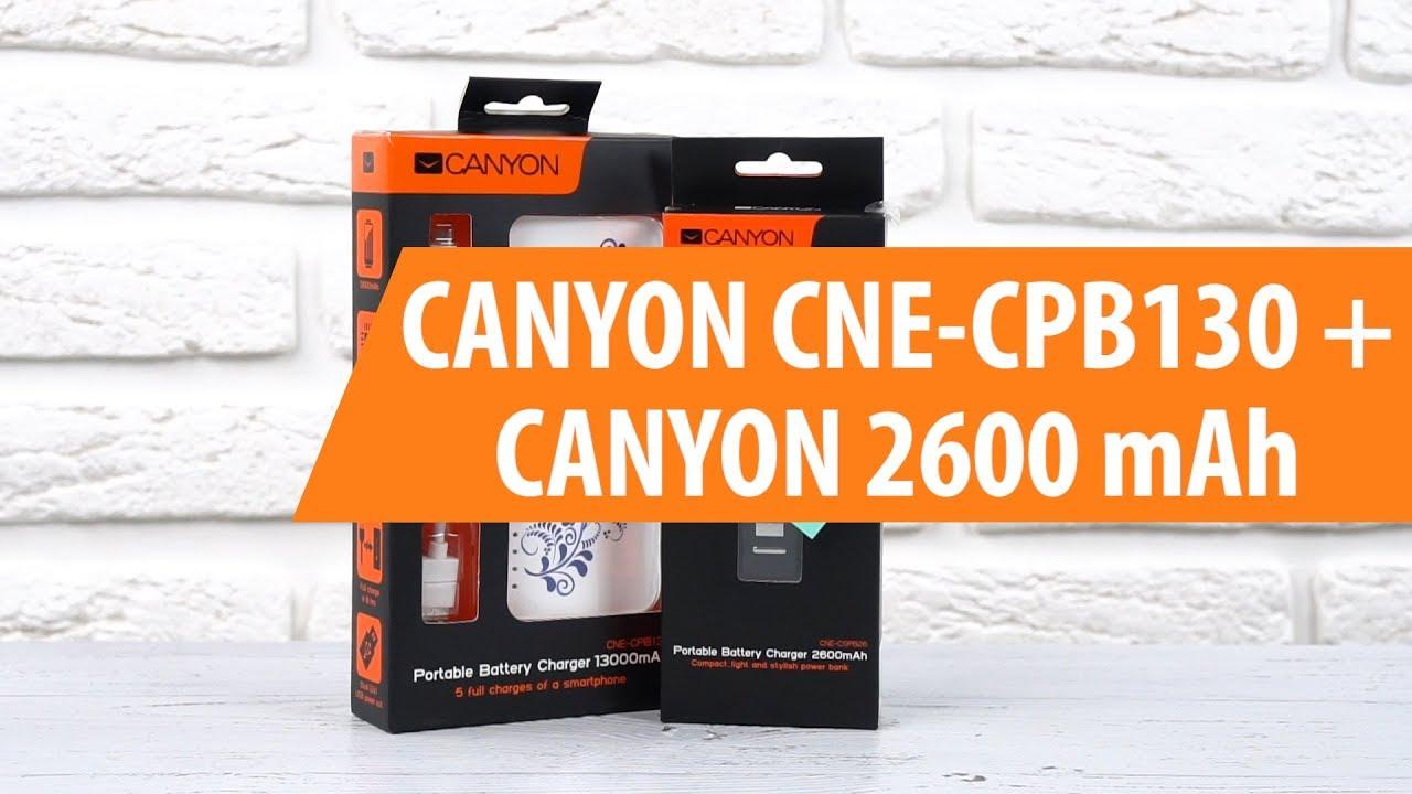 CANYON CNE-CPB130 CPB130 Pret 80 RON CANYON CNE  - ZMI QB810