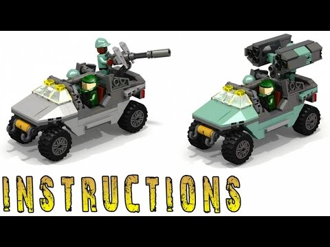 Instructions For Halo Mega Bloks Gallery Instructions Examples In