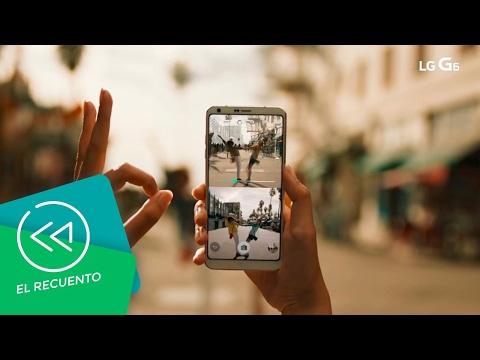 LG G6 - Precio oficial en México   El recuento