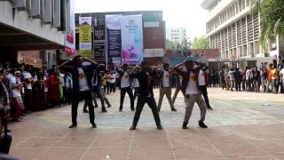 chemical day flash mob 2016 buet