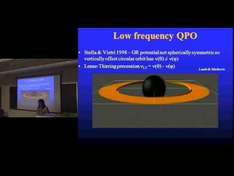CITA 447: Using stellar mass black holes to understand AGN