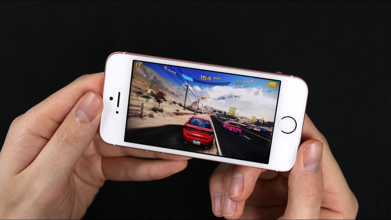 iphone 5 spiele