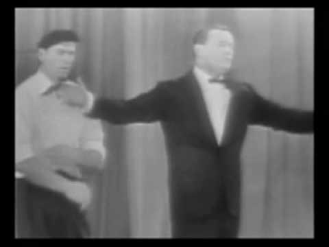 Eddie Constantine Yves Montand dans une version inattendue de « L'homme et l'ent flv