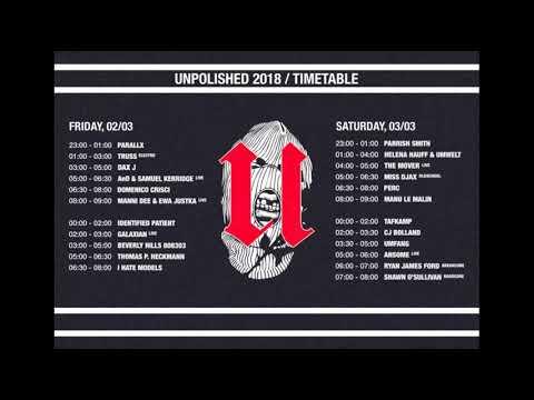 Perc - Unpolished 2018