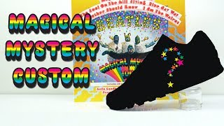 Magical Mystery Custom - Restorations With Vick