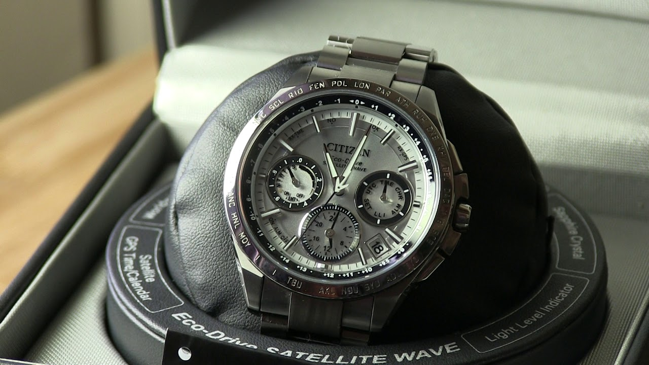 Citizen GPS Satellite Wave  Why is it one of my favorite quartz watches faab694bdd