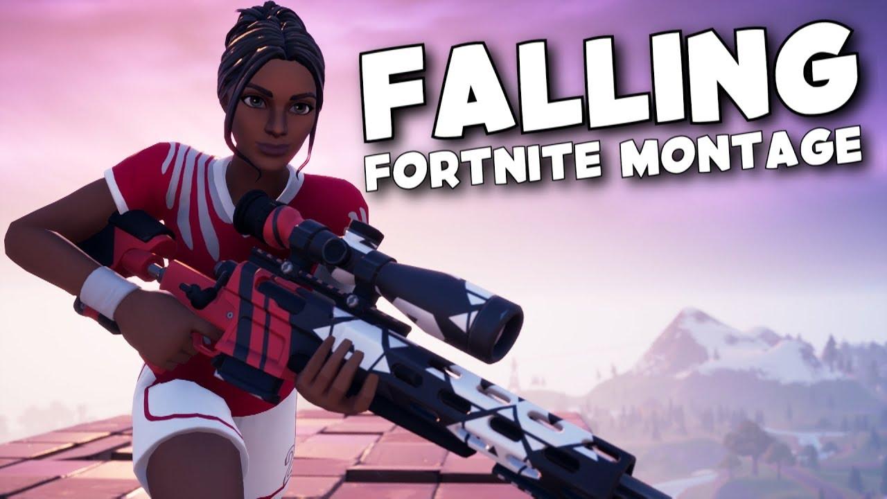 """Download Fortnite Montage - """"FALLING"""" (Trevor Daniel)"""