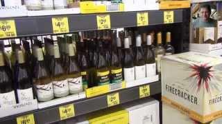США 1959: А теперь уже спиртное покупаем, ну, и так, по мелочи