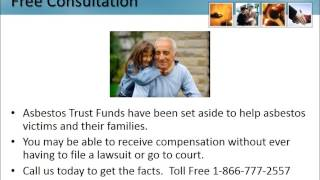 Mesothelioma Lawyer East Tampa Florida 1-866-777-2557 Asbestos Lung Cancer Lawsuit FL