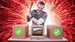РАЗБИЛ MacBook Pro 😭/ НЕ УНИЧТОЖЬ МОЙ MacBook Pro ЧЕЛЛЕНДЖ😱