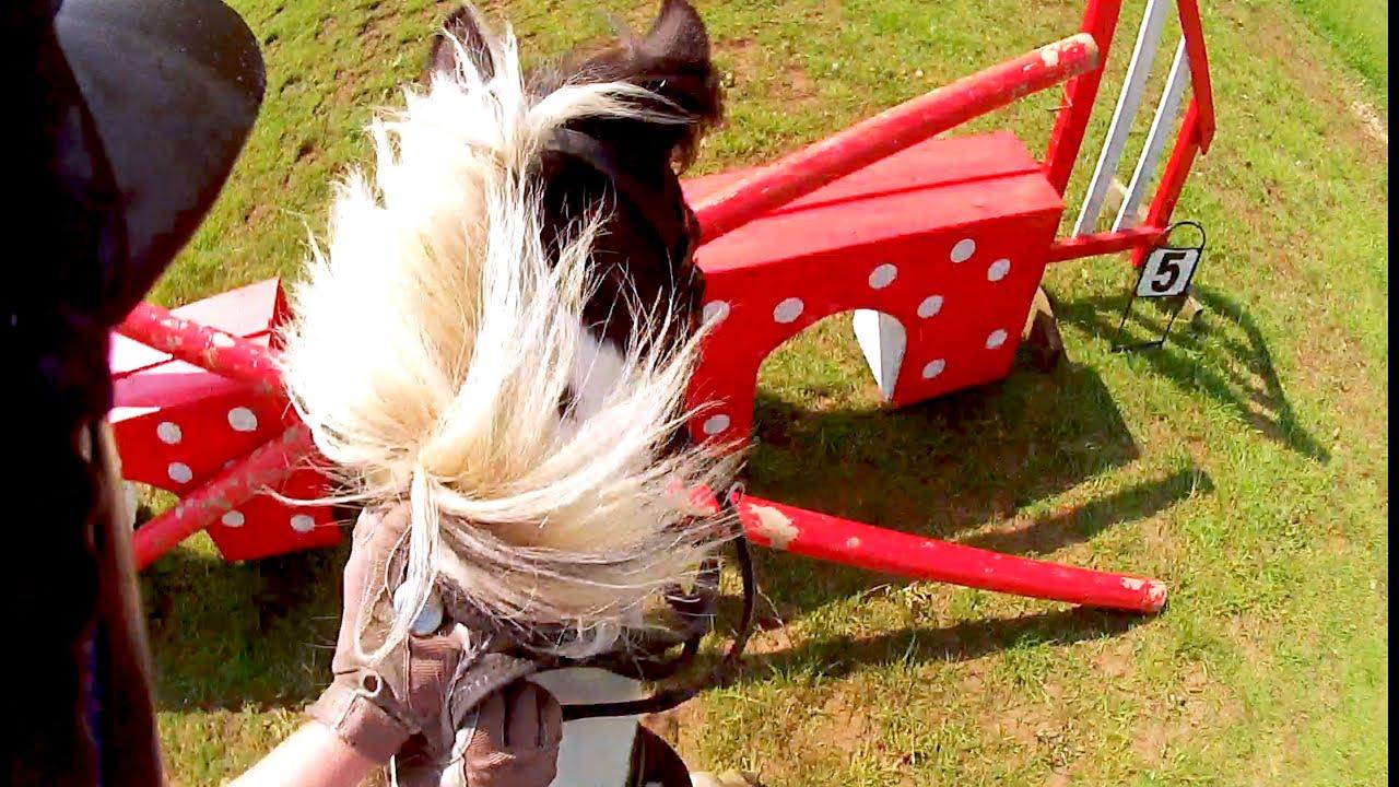 Helmet Cam Horse Bloopers #2! (2000 Subscribers)