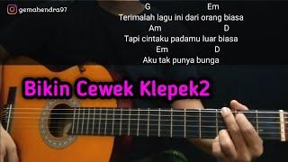 Kunci Gitar CINTA LUAR BIASA - Andmesh Kamelang | Mudah Untuk Pemula