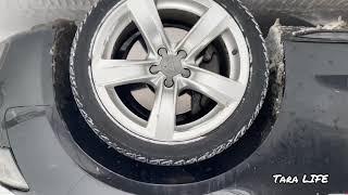 Зимние развлечения в стиле Quattro!!! #Audi