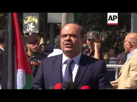 Palestinian PM calls for lifting of Gaza siege