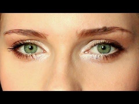 Codzienny Makijaż Powiększający Oczy Youtube