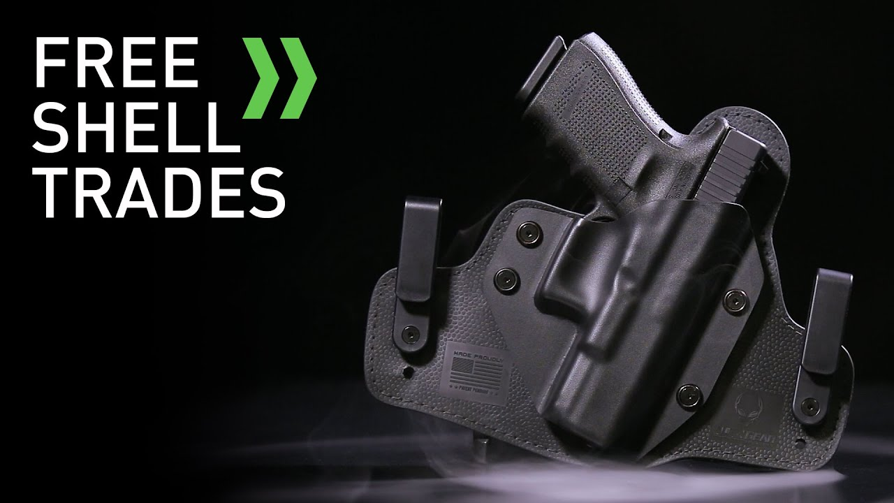 Concealment Holsters - Free Custom Holster Shell Trades For Life ...