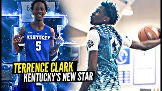 Kentucky's NEW Commit Terrence Clarke Is a LOCK FOR THE NBA! OFFICIAL MIXTAPE!!